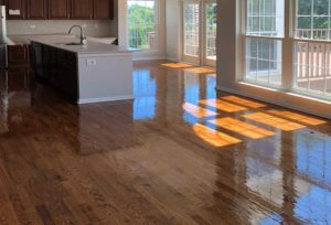 Hardwood Flooring Installation in Lindenhurst, Illinois